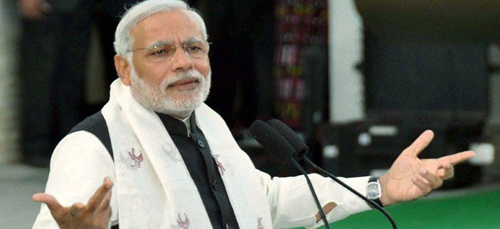 Congress president Rahul Gandhi was