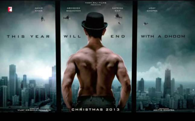 Aamir Khan's intriguing posters!