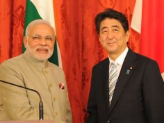 Shinzo Abe Gujarat visit Ahmedabad gets splendid makeover for PM Modi Japanese PM roadshow View in pictures