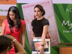 Karisma Kapoor turns author
