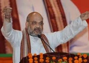BJP President Amit Shah in Uttar Pradesh today