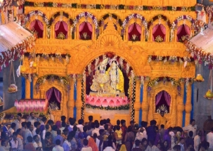 Janmashtami 2018: Devotees celebrate festival in Mathura