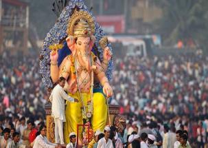 Mumbai: Ganesh Chaturthi celebrations continue
