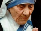 Mother Teresa 108th birth anniversary: Yesterday is gone... We've only today. Let's begin!